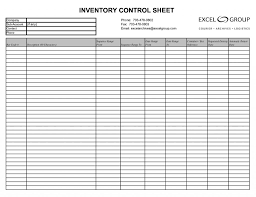 Excel Spreadsheet For Warehouse Inventory Uniform Straight