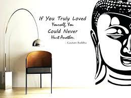 buddha wall art canada arts decor