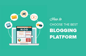 How to Choose the Best Blogging Platform in 2017 (Compared)