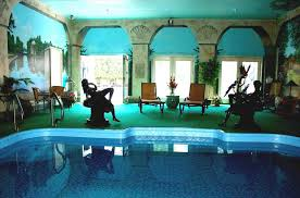 mansion with indoor pool with diving board. Hand Built Waterfall Rock Rhpinterestcom Freeform Mansion With Indoor Pool Diving Board Lagoon