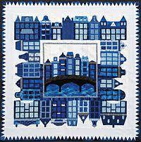 Patchwork quilt - Wikipedia & Little Amsterdam. Adamdwight.com