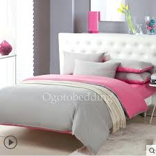 pink bed covers grey and pink modern simple queen full duvet covers pertaining to cover plans pink bed covers