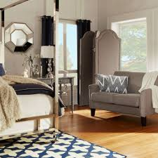 HUGE Giveaway from Inspire Q (4 Poster Mirrored bed, $900)