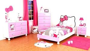 Hello Kitty Twin Bedding Set Bedroom Black Bedding Sets Hello Kitty ...