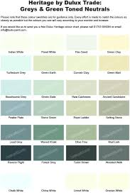 Shades Of Grey Color Chart Grey And Green Shades From The