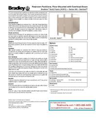 Bathroom Partitions Hardware Awesome Catalog And ArticlesBradley Mills Detailed Toilet Partition