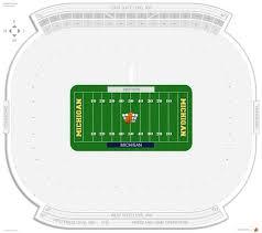 Neyland Stadium Seating Chart With Row Numbers Michigan Stadium Seating Chart With Seat Numbers Wajihome Co