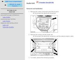 wiring diagram for ford focus radio the wiring diagram 2003 ford focus svt stereo wiring diagram nodasystech wiring diagram