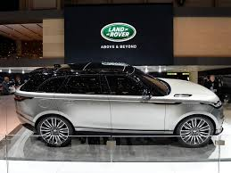 2018 land rover velar release date. modren 2018 set to slot between the range rover evoque and sport 2018  velar  with land rover velar release date