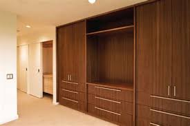 Bedroom Wall Cabinets Design  Fascinating