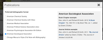 Publication Citation Need A Space Between Year Of Publication And