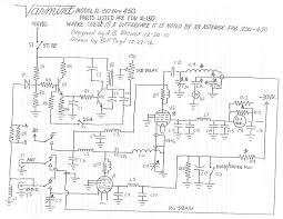 Brewer lab's schematic section on vintage lifier schematics for xl150 xl450 sch at varmint xl 1000