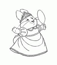 Small Picture Free Printable Max And Ruby Coloring Pages For Kids Coloring Home