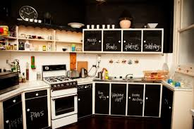Kitchen Chalkboard Wall Chalkboard Wall Ideas To Create A Unique Interior Homestylediarycom