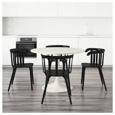 White chairs ikea ikea ps 2012 easy Drop Leaf Dockstaikea Ps 2012 Table And Chairs Whiteblack 105 Cm Ikea In Ikea Docksta Table Kyotoprizeusacom Table Dockstaikea Ps 2012 Table And Chairs Whiteblack 105 Cm
