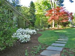 stone walkway ideas rather than installing a wide front walkway which is dry laid or set i