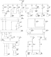 chevy s10 wiring diagrams with electrical chevrolet wenkm com s10 tail light wiring harness at Chevy S10 Trailer Wiring Diagram
