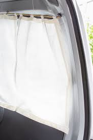 Verdunkelungsvorhang Einfach Im Auto Camper Anbringen