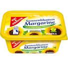 margarine mit gehärteten fetten