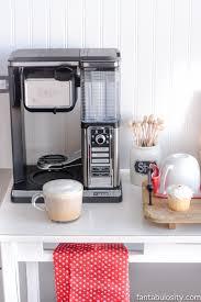 Kitchen Coffee Bar Diy Coffee Bar Ideas For The Kitchen Entertaining Fantabulosity