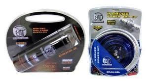 amp wiring kit amp wiring kit capacitor