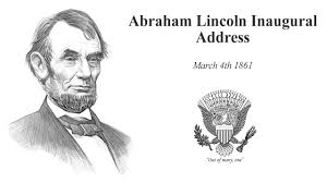 As the nation braced itself for the final throes of the civil war, thousands of spectators gathered on a muddy pennsylvania avenue near the u.s. Abraham Lincoln Inaugural Speech Youtube