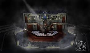 madsens design for the addams family addams family set