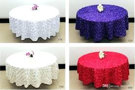 round accent table covers tablecloth for small round table white m wedding round table cloth overlays