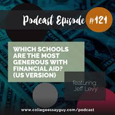 which schools are the most generous financial aid us  ceg podcast image template 21 01 01 jpg