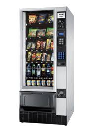 Can Vending Machine Simple Melodia Classic SnackCanBottle With ETL Floor Standing Vending