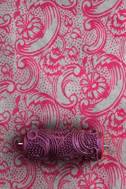Patterned Paint Roller Designs New Design Ideas