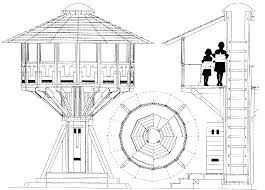 tree house designs and plans. Treehouse Blueprints For Tree House Plans And Designs Simple