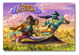 original mix of puzzle and hidden object genres in one game join aladdin in his adventures published on pc mac and android by big fish games
