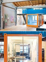 shipping container home office. San Francisco Shipping Container Office Guest Bedroom 1 Home
