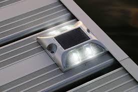 Flush Mount Deck Lights Solar Solar Deck Lights