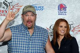 larry the cable guy wife. Brilliant Guy Cara Whiney Larry The Cable Guyu0027s Wife To The Guy Wife A