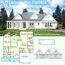 plans modern farmhouse open floor plans for house ingenious inspiration 7 contemporary with photos best