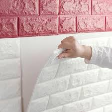 european 3d wall stickers wall brick pattern self adhesive wallpaper bedroom living room decorative waterproof sticker sl0676 free 3d desktop wallpaper free
