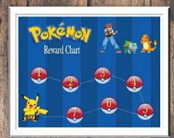 Pokemon Behaviour Chart Personalised Octonauts Reward Chart Adding Photo Option