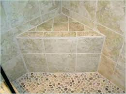 stone shower bench stone shower seat stone shower bench stone shower bench corner seat and pebble
