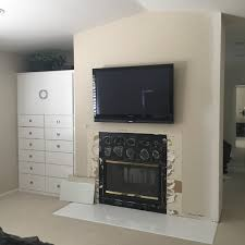 Small Picture Please need help with my fireplace wall