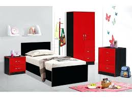 Red And Black Bedroom Set Gloss Furniture – Mehmethakandemir