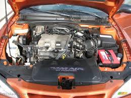 2004 Pontiac Grand Am GT Sedan 3.4 Liter 3400 SFI 12 Valve V6 ...