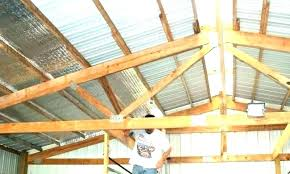 blown in insulation cost wall insulating pole barn walls roof per square foot co spray foam