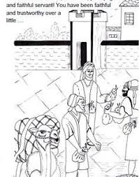Parable Of The Talents Coloring Page Luxury 16 Best Bible The