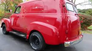 1950 Chevrolet 3100 Panel Delivery Truck For Sale~350~Automatic ...