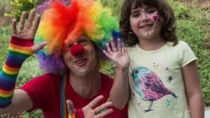 Kadampa <b>Summer</b> Fun Fair – Bubbles the <b>Clown</b> - YouTube