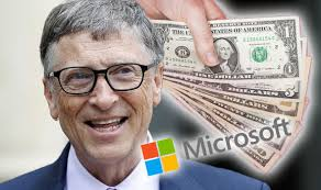 Microsoft Company Worth Bill Gates Net Worth 2017 How Much The Microsoft Co