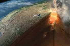 Resultado de imagen de La caldera de Yellowstone