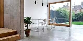 polished concrete floor. Interesting Floor Polished Concrete Flooring To Floor